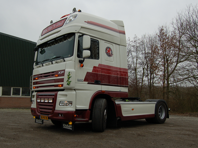 Jac op \'t Hof - Int. Fruittransport